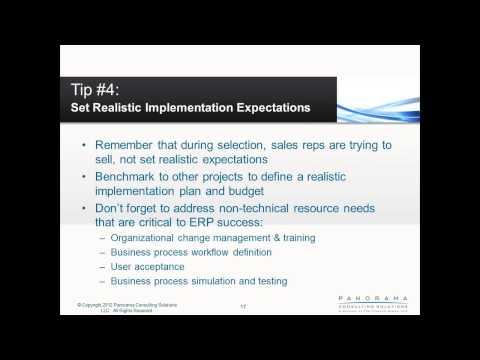 7 kroków wyboru właściwego systemu ERP