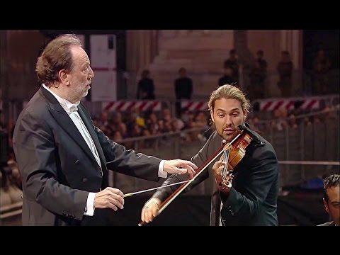 DAVID GARRETT: ♫ Capriccio No. 24 ♫ von N. Paganini