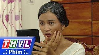 THVL | Mật mã hoa hồng vàng - Tập 8[4]: Lim bất ngờ khi được hóa trang thành một bà lão