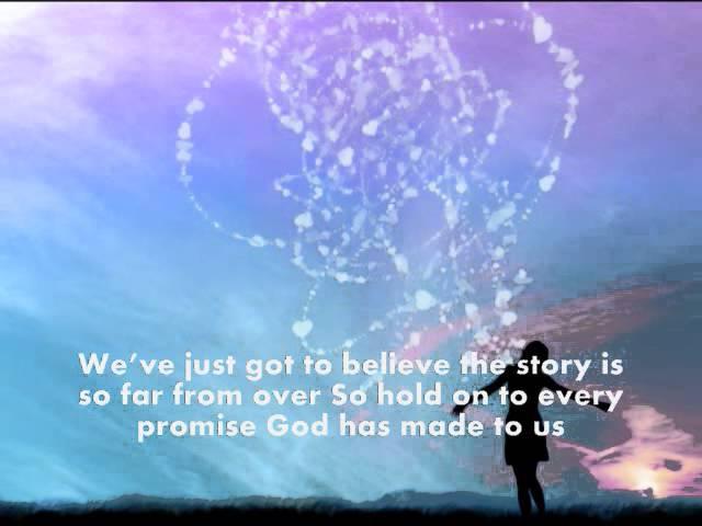 Glorious Unfolding by Steven Curtis Chapman Lyrics