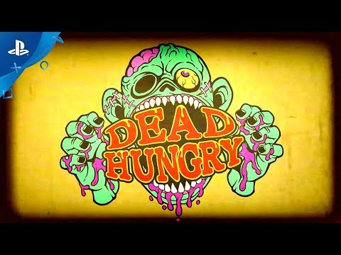PixelJunk™ VR Dead Hungry Trailer