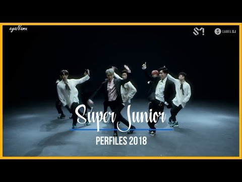 SUPER JUNIOR INTEGRANTES 2018