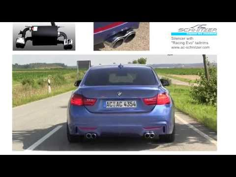 2014 AC Schnitzer BMW 4 series Gran Coupe F36