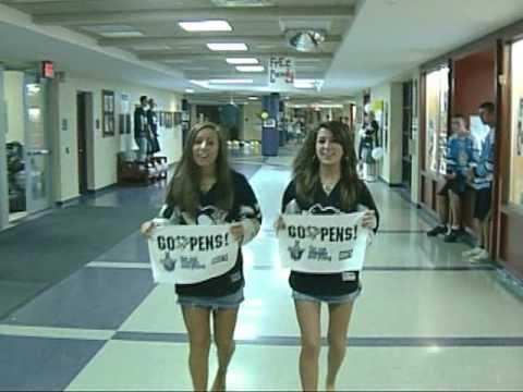 Plum High School Pittsburgh Penguins Lipdub