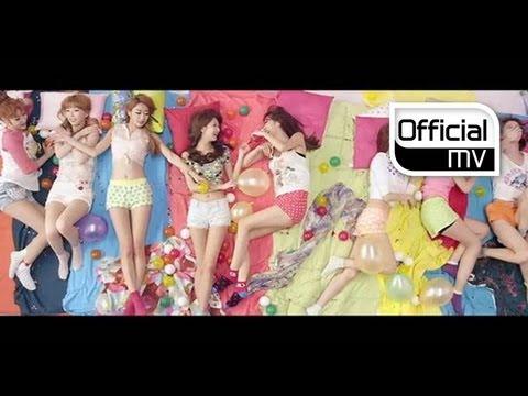 9MUSES(나인뮤지스) _ Dolls(돌스) MV