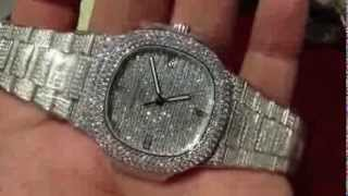Two White Gold Patek Philippe Watches - $300,000 vs $30,000 - Which is better?