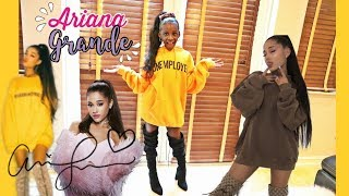 Yaya Transforms into Ariana Grande