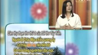 Tìm hiểu bài thơ Tây Tiến của Quang Dũng - BTKTVH