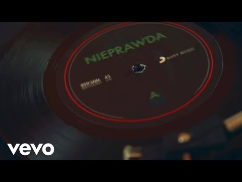 Ania Dabrowska - Nieprawda (Lyric Video)