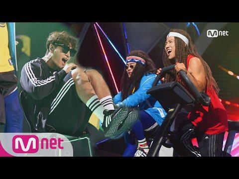 [ENG sub] The Call 자동 어깨춤송! 김종국x유브이 ′풀어′ [6/9 음원공개] 180601 EP.5