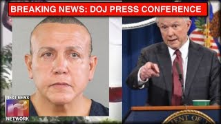 BREAKING NOW: URGENT DOJ PRESS CONFERENCE ON RECENT EVENTS