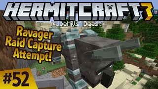 Hermitcraft 7: Ravager Raid Capture Attempt! Love Tropics 2020 Results! ep 52