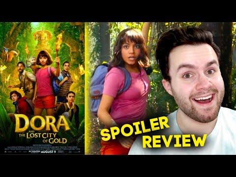 Dora and the Lost City of Gold SPOILER Review!
