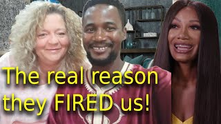 Lisa  forced TLC 90 Day Fiance to FIRE her and Usman! Brittany The Other Way closes social media