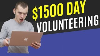 $1500 Passive Income Online While Volunteering At The School - Make Money Online 2019