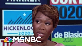 Joy Reid: Kamala Harris Positioned Herself As Fulcrum Between Fast And Future | MSNBC