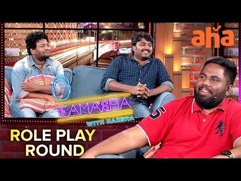 Tamasha With Harsha: Comedians Satya and Sudarshan reenact a scene from Happy Days