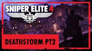 Sniper Elite 4 - Deathstorm Part 2 Megjelenés Trailer
