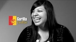 '#BeAGorilla - Kelsey Admire