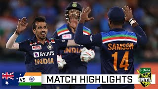 India take 1-0 lead after dramatic T20 opener | Dettol T20I Series 2020