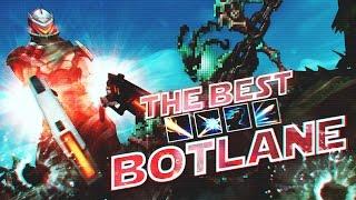 Doublelift - DESTROYING BOTLANE (feat. Swifte)