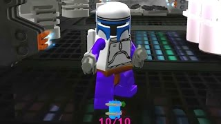 LEGO Star Wars: The Complete Saga - Blue Minikit Guide #7 - Chapters 1-3 (Episode IV)