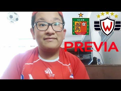 CD Cuenca vs Jorge Wilstermann