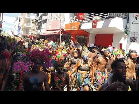 Mass matin 2020 Carnaval Guadeloupe