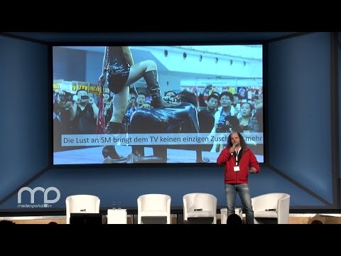 Vortrag: Social Media für Medienunternehmen - Publishing-Strategien