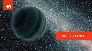 25 Scary Space Facts