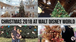 My Favorite Christmas Gifts & Christmas at WDW! ✨