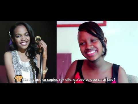 elle chante mieux  que toutes les chanteuses senegalaises a son age