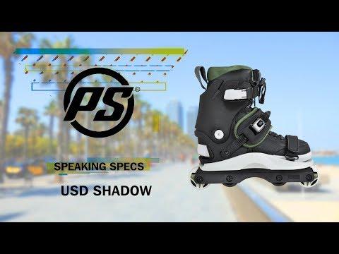 Video USD SHADOW Spoiler HIGH 2.0 Black
