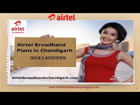 Airtel broadband connection