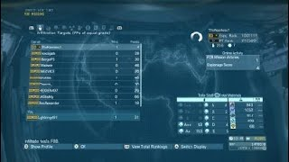 METAL GEAR SOLID V: THE DEFINITIVE EXPERIENCE - Me vs Navi !! No one enter my Base Lol!!!!
