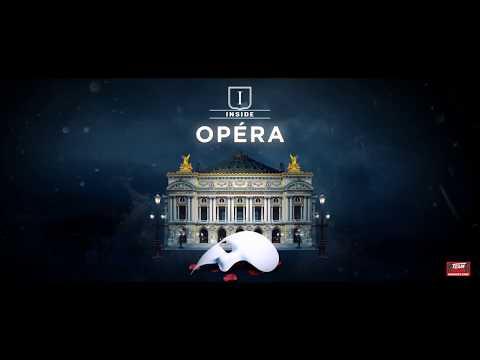 Immersive game au Palais Garnier Paris