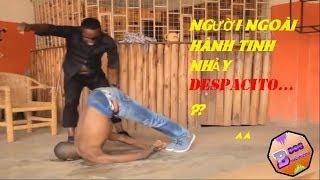 Nhảy DESPACITO phong cách NGƯỜI NGOÀI HÀNH TINH | Boss Music