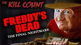 Freddy's Dead: The Final Nightmare (1991) KILL COUNT