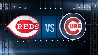 4/14/16: The Cubs score eight runs to complete sweep