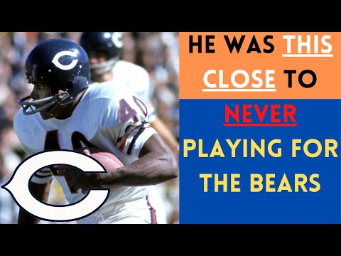 How Gale Sayers Joined the Chicago Bears | Gale Sayers Highlights