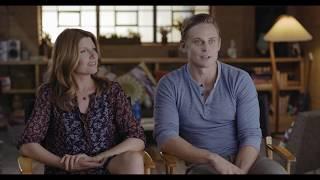 "Sharon Horgan & Billy Magnussen of ""Game Night"" On Working in Georgia"