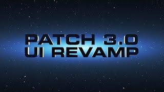 StarCraft II - Patch 3.0 - UI Revamp