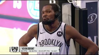 Kevin Durant On James Harden: