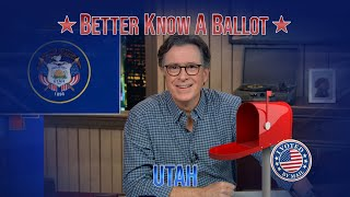 """Utah, Confused About Voting In The 2020 Election? """"Better Know A Ballot"""" Is Here To Help!"""