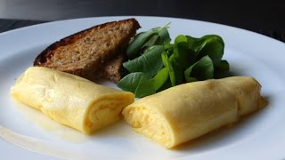 French Omelette - How to Make Soft, Buttery French-Style Omelets