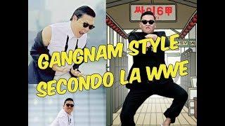 WWE GANGNAM STYLE! - PSY