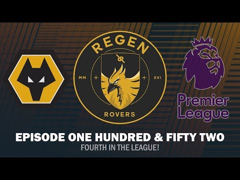 Regen Rovers | Episode 152 - Fourth In The League! | Football Manager 2019