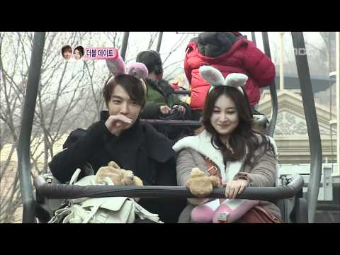 We Got Married, Teuk, So-ra(17) #02, 이특-강소라(17) 20120317