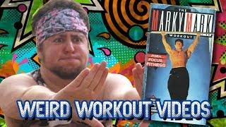 Weird Workout Videos - JonTron