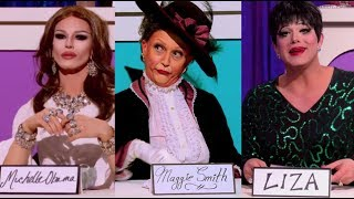 /every single snatch game winner